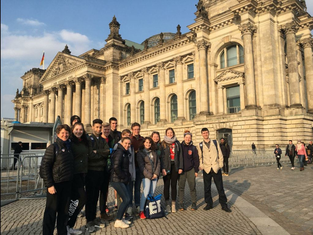 germany tour group