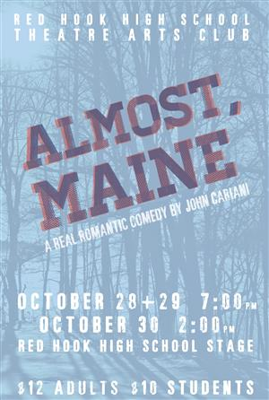 Almost, Maine play banner