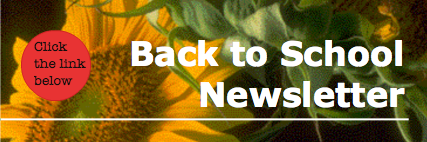 newsletter icon - back to school