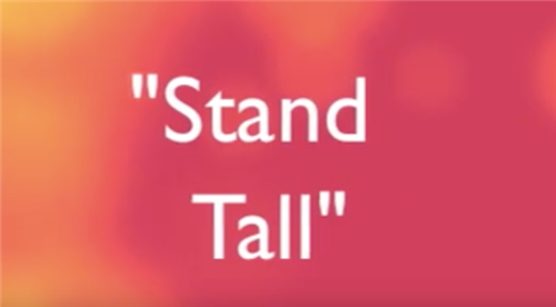 Stand Tall - ACT PAC VIDEO