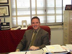 Principal Brian Boyd
