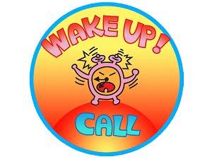 RHBC Wake Up Call!