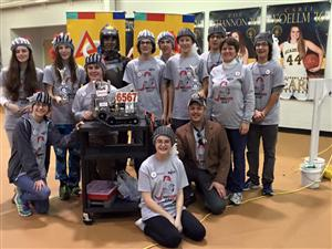 rhhs robotics team